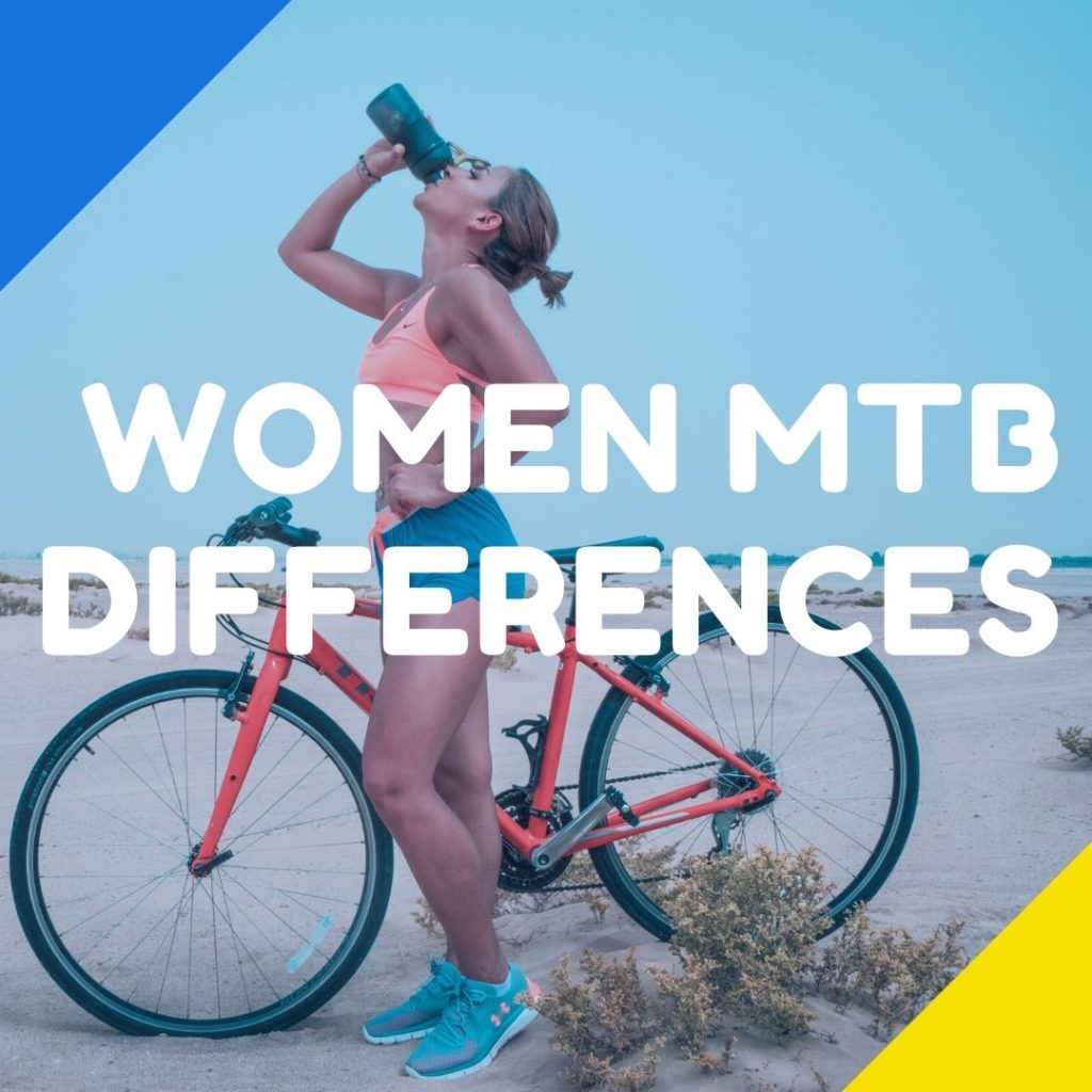 women mtb differences